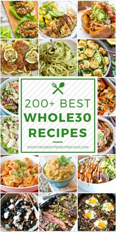 whole 30 recipes 200 Best Recipes Whole 30 Snacks, Whole 30 Lunch, Whole 30 Breakfast, Whole 30 Meals, Whole Foods, Whole 30 Meal Plan, Whole 30 Diet, Paleo Whole 30, Whole Food Diet