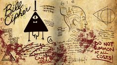 Bill Cipher by Shiugy.deviantart.com on @deviantART