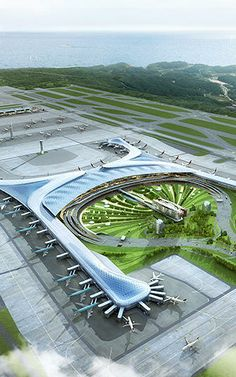 South Korea's New Sustainable City Inside An Airport | Co.Exist | ideas + impact
