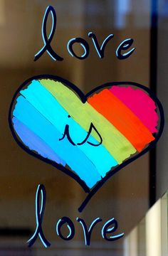 love is love at Michael Kors by MY PINK SOAPBOX, via Flickr