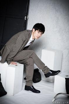 Haruma Miura, Actor Model, Hippy, Sailor Moon, Normcore, Handsome, Singer, Japan, Actors