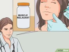 How to Stop Clenching Jaw: 14 Steps (with Pictures) - wikiHow Jaw Massage, Fibromyalgia Exercise, Night Time, Teeth, Health Fitness, Stress, Muscle, Family Guy, Pictures