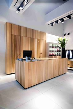 :: RETAIL :: INTERIORS :: FASHION :: love the new Filippa K retail interiors, Filippa K has opened a new boutique in Leuven, Belgium #retail #interiors #fashion
