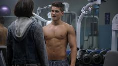 Cody Christian Shirtless | Teen Wolf' Season 5 Spoilers: Malia Confronts Theo In Episode 6 Sneak ...