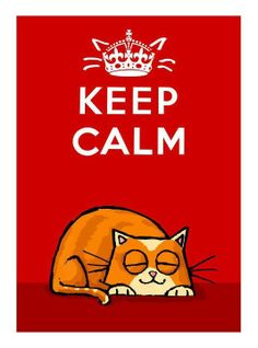 ...'and' not necessary! Keep Calm and #KeepCalm