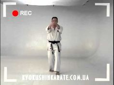 garyu - kata kyokushin karate (+плейлист)