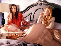 10 easy things to do before 9 a. that will make your day infinitely better - Gossip Girl Gossip Girls, Gossip Girl Memes, Mode Gossip Girl, Estilo Gossip Girl, Gossip Girl Fashion, Gossip Girl Funny, Serena Van Der Woodsen, Bff, Besties