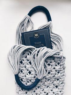 Macrame Bag, Macrame Tote Bag, Macrame Market Bag, Tote Bag, Woven Bag, Eco Bag, Crochet Bag, Market Bag, String Bag, Shopping Bag, Avoska by OhMyKnot on Etsy