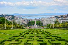 Eduardo VII park in Lisbon by Pavel Arzhakov on 500px