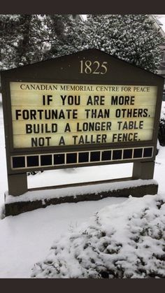 10 Genius Church Signs That Will Make You Laugh And Think Part The Words, Cool Words, Great Quotes, Me Quotes, Motivational Quotes, Inspirational Quotes, Spread Love Quotes, Snow Quotes, Quotes Pics