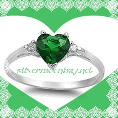 St Patrick's Day jewelry at www.silvermoonbay.net
