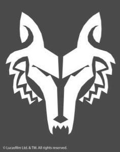 The Clone Wars: 104th Wolf Pack Emblem