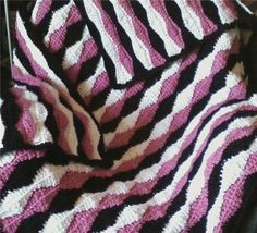 Wavy Blanket - Media - Crochet Me