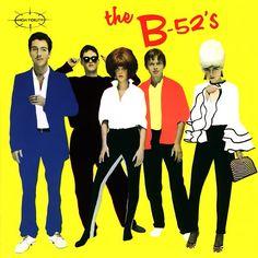 1979-07-06 - B-52's – The B-52's
