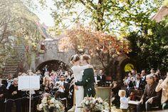 Seifenblasen! Chrononauts Photography » Merri & Tim: Dreitägige Herbsthochzeit auf Schloss Scharfenberg // A Three-Day Autumn Wedding