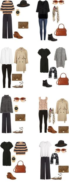 30bcdb0f50ab What to Wear in Florence Italy. Packing Light outfits 11-18. The entire