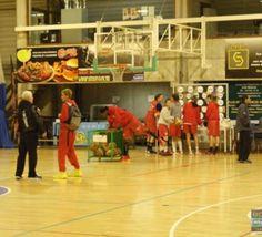 #Eurocup women: #Miskolc est arrivé à #CastorsBraine #basketfeminin #basketbelgium