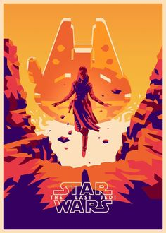 Star Wars: The Last Jedi - Created by Liam Brazier