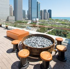 15 Chicago Restaurants With Top Views of the Windy City - Eater Chicago