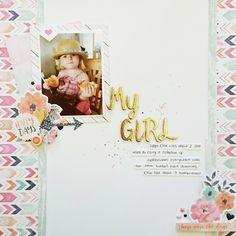 My+Girl - Scrapbook.com