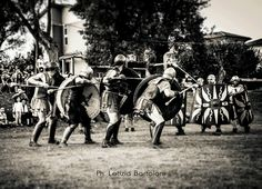 LEGIO XIII GEMINA   Against Greek Oplites - Roman reenactment - XIII Open day, Sep. 2017, Rimini