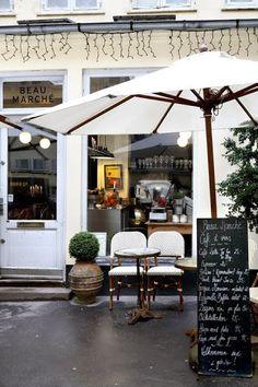 Beau Marché Café à Vins | Copenhagen