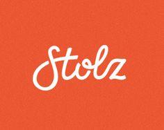 Stolz by 2stolz #logo #lettering