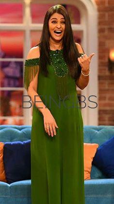 Aishwarya Rai Bachchan, Great Movies, Bollywood Fashion, Movie Stars, Cold Shoulder Dress, Beautiful, Dresses, Queen, Beauty