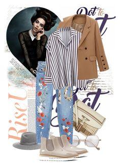 by katarina-kaja Fall Outfits, Fashion Outfits, Fashion Sets, Womens Fashion, My Outfit, Outfit Ideas, Polyvore Outfits, Nine West, Spring Fashion