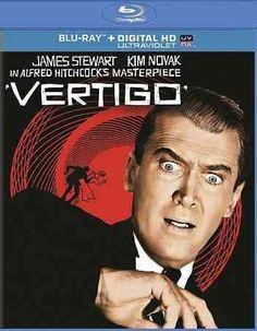 VERTIGO is Alfred Hitchcock's haunting tale of deception, madness, and death--a masterful exploration of fantasy and anxiety. The film ranks with REAR WINDOW as one of the director's most closely stud