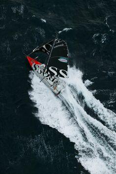Photograph Hugo Boss extreme sailing 2 by Jon Nash on 500px