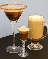 Nutella cocktails