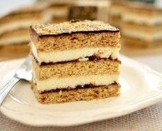 Ukrainian Christmas, Polish Recipes, Polish Food, Tiramisu, Sweets, Cookies, Baking, Ethnic Recipes, Layer Cakes
