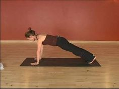 How to Avoid Yoga Injuries : Yoga Plank Pose - for the wrists