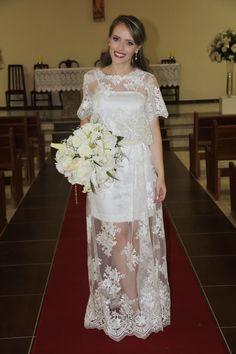 Blog da Talita: Vestida para casar: meu vestido de noiva do casamento religioso