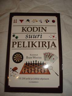 Kodin Suuri pelikirja, kattava peliohjekirja 3 euroa
