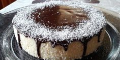 Kókuszos tejbegríz torta