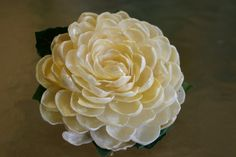 Reserved For Jessica Three Shell Flower Seashell by OceanPetal