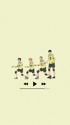 Music Karasuno Wallpaper