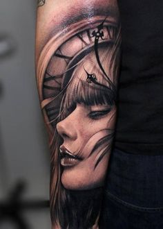 awesome Tattoo Trends - 60+ Amazing 3D Tattoo Designs | Cuded Check more at https://tattooviral.com/tattoo-designs/tattoo-trends-60-amazing-3d-tattoo-designs-cuded-3/