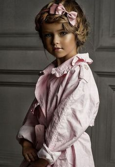 Child Model from Russia