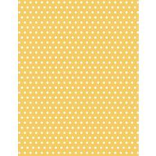 Curry Dots Wrapping Paper