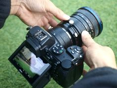 Photo Equipment, Binoculars, Lens, Klance, Lentils