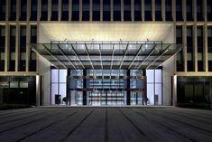 北京京东方运营与研发中心——LDPi英国莱亭迪赛灯光设计公司