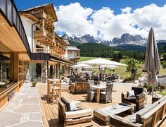 Cyprianerhof Dolomit Resort , Tiers, 2016 - Demetzarch