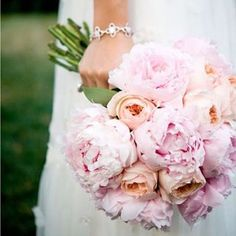 Peonies. | 17 Trends That Appeared At Literally Every Wedding In 2015