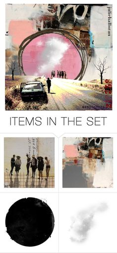 """Help on the horizon - Top Art Set 8/6/16"" by juliehalloran ❤ liked on Polyvore featuring art"