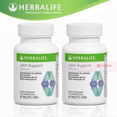Viên uống xương khớp Herbalife Joint Support Advanced   Viên uống xương khớp Herbalife Joint Support Advanced có tác dụng cung cấp hỗ trợ dinh dưỡng cho những người hoạt động để giúp duy trì khớp khỏe mạnh và hỗ trợ làm giảm đau khớp. Sản phẩm được phân phối tại website tangcangiamcan.com, giá bán tốt nhất. Onplaza - cửa hàng bán sản phẩm herbalife joint support chính hãng tại hà nội, tp hcm.