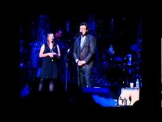 Vince Gill and Jenny Gill: Let There Be Peace on Earth (Live in Durham, NC)  http://www.youtube.com/watch?v=yc4FEnf7R1w&feature=related
