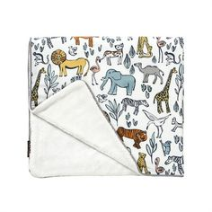 @rosenberryrooms is offering $20 OFF your purchase! Share the news and save! (*Minimum purchase required.) Safari Stroller Blanket #rosenberryrooms